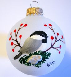 Christmas Ornaments by Jeanne Rae Crafts