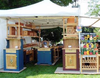 Jeanne Rae Crafts Craft Fair Schedule