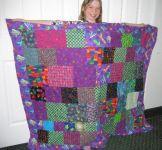 Rexy's quilt