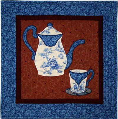 Stay for Tea Quilt