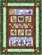 Cottage Garden Path Quilt