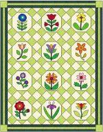 Lattice Garden Quilt