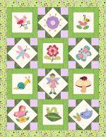 Pixie Garden Quilt