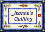 Jeanne's Quilting