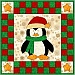 My Stars Penguin Quilt