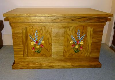 Blanket Chest from Wildflower Wood