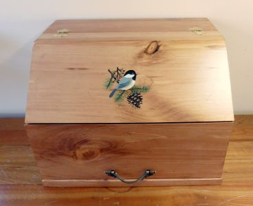 Bread Boxes from Wildflower Wood
