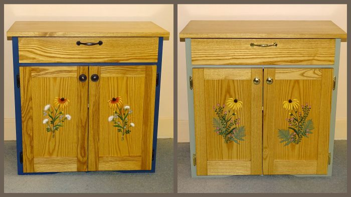 Ash Cabinets from Wildflower Wood