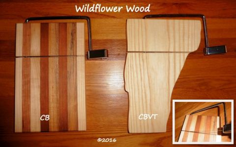 Cheese boards from Wildflower Wood